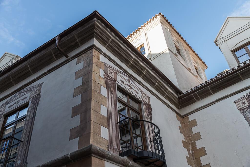 Façade Palacio Solecio
