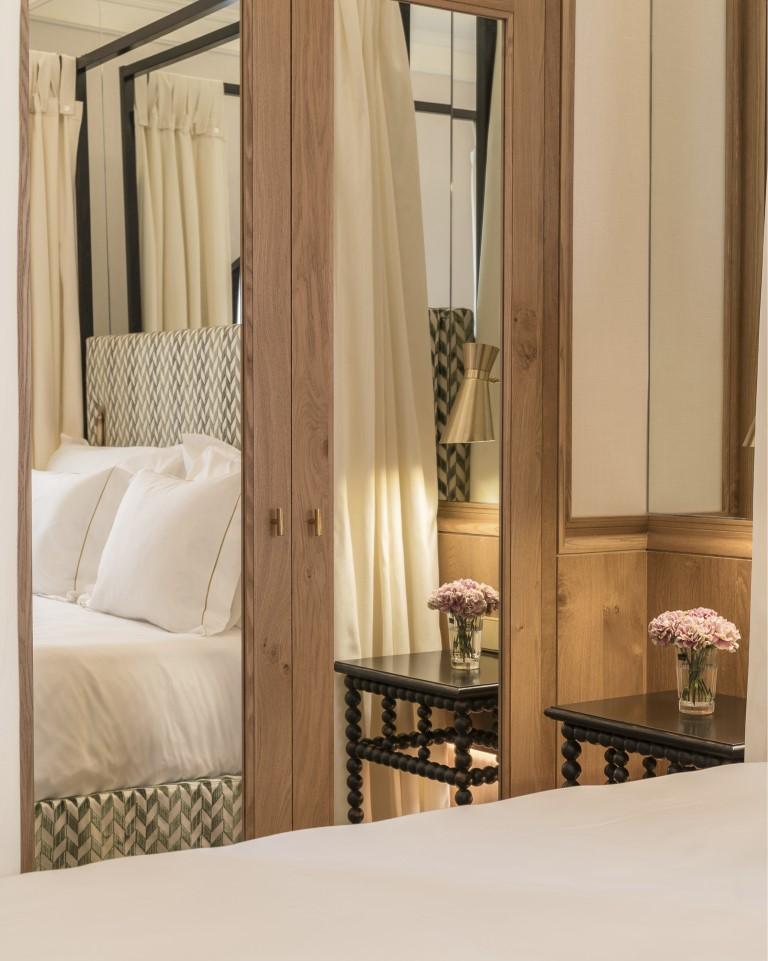 Deluxe Palacio room
